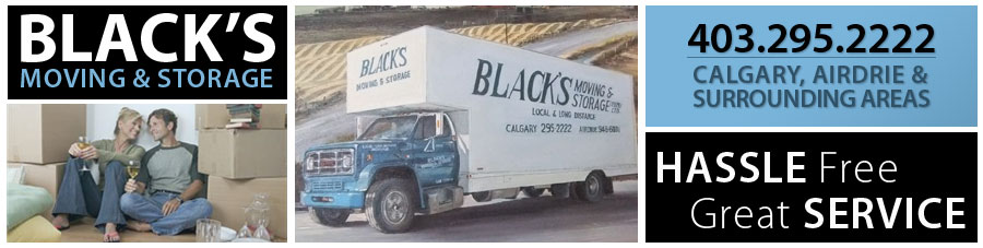 Blacks Moving and Storage